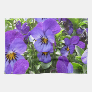 Wild Violet Kitchen Towel