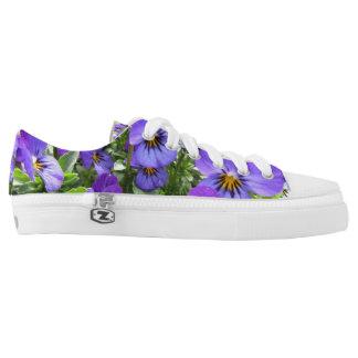 Wild Violet Low Top Sneaker