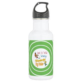 Wild Wacky Wonderful Big Sister Gifts 532 Ml Water Bottle