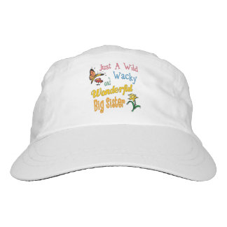 Wild Wacky Wonderful Big Sister Gifts Hat