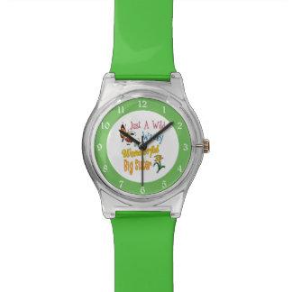 Wild Wacky Wonderful Big Sister Gifts Wristwatch
