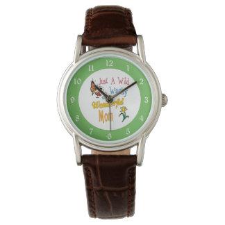 Wild Wacky Wonderful Mom Gifts Wristwatches