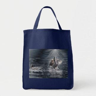 Wild Water Fowl Wildlife Bird-lover Duck design Tote Bag