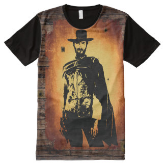 WILD WEST All-Over-Print T-Shirt