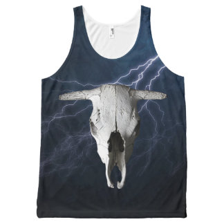 WILD WEST All-Over-Print TANK TOP
