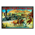 Wild West and Pioneer - Print