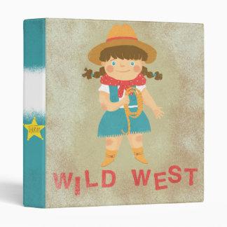 Wild West Binder
