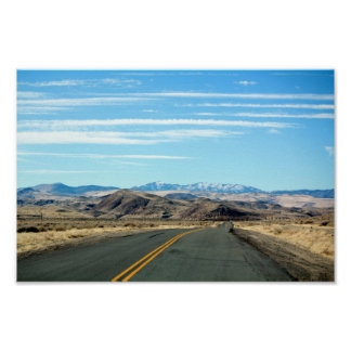 Wild West Churchill County Nevada Poster