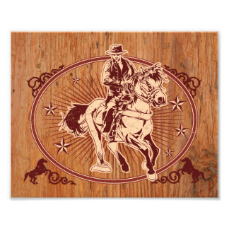 Wild West Cowboy Country rodeo Western Photo