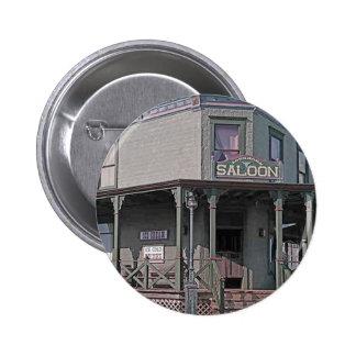Wild West Saloon 2 Inch Round Button