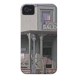 Wild West Saloon iPhone 4 Cover