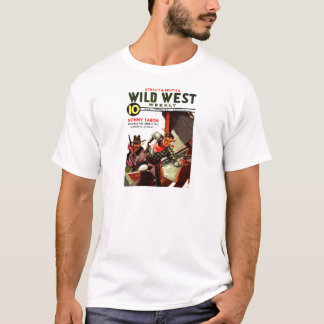 Wild West Weekly - Sonny Tabor T-Shirt