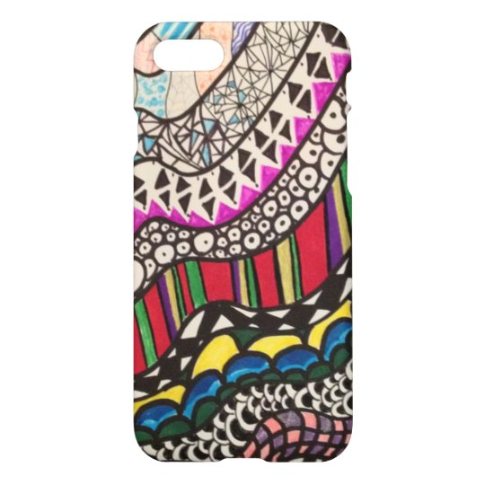 Wild & Whimsical iPhone 7 case
