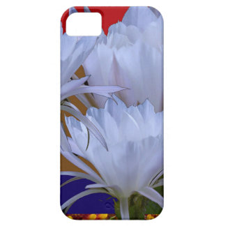Wild White Lilly Flower :  Amazing world of nature iPhone 5 Covers