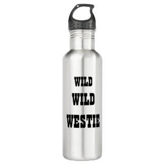 Wild Wild Westie 710 Ml Water Bottle