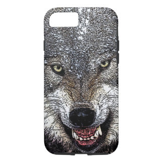 Wild Wolf iPhone 7 Case