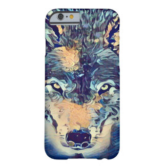 Wild Wolf Kaleidoscope Art iPhone 6/6s Case