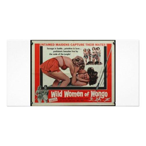 Wild Women Of Wongo Photo Card