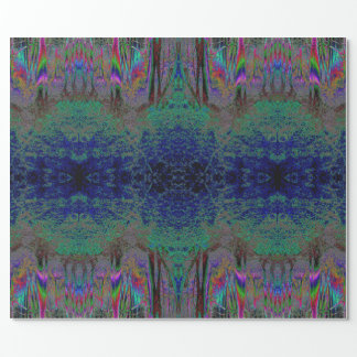"""""""Wild Wood Lake"""" Glossy Wrapping Paper, 30"""" x 6'"""