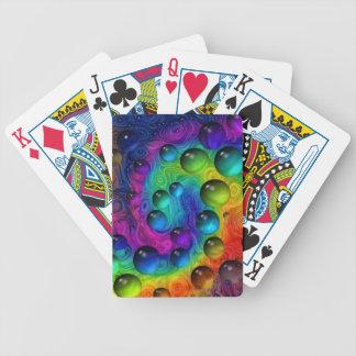 Wild World Poker Deck