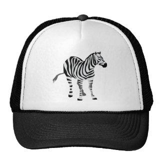 Wild Zebra Trucker Hat