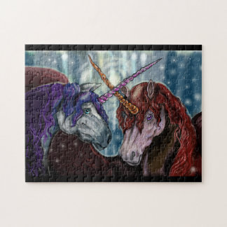 Wildberry Unicorns Jigsaw Puzzle