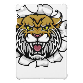 Wildcat American Football Mascot Case For The iPad Mini