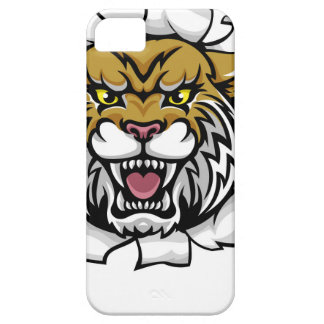 Wildcat American Football Mascot iPhone 5 Cover