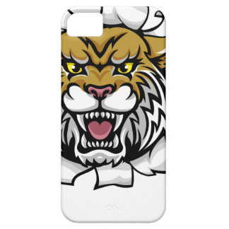 Wildcat Basketball Ball Mascot Case For The iPhone 5