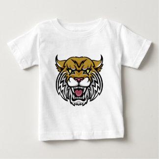 Wildcat Bobcat Mascot Baby T-Shirt