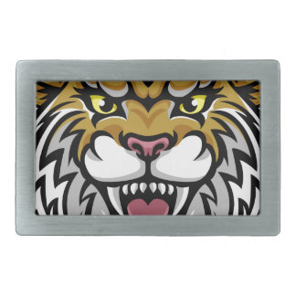 Wildcat Bobcat Mascot Belt Buckles