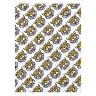 Wildcat Bobcat Mascot Tablecloth