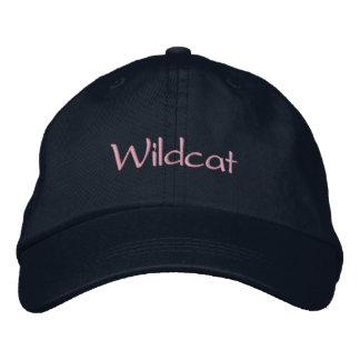 Wildcat Embroidered Baseball Cap