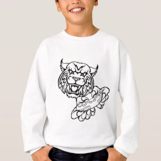Wildcat Gamer Mascot Sweatshirt