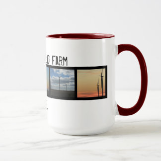 Wildcat I Sunset Turbines Mug