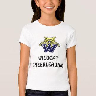 wildcat, WILDCAT CHEERLEADING T-Shirt