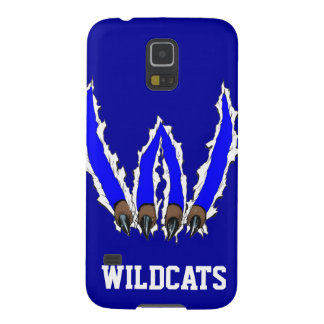 Wildcats Claw Ripping Through Design Galaxy S5 Case