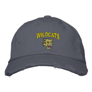 Wildcats Embroidered Hat
