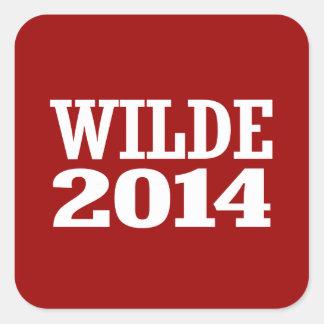 WILDE 2014 STICKERS