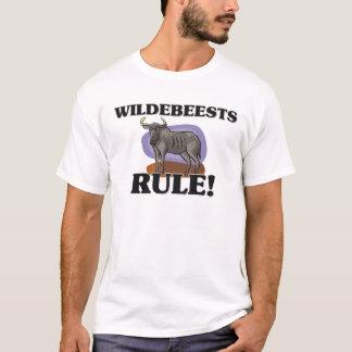 WILDEBEESTS Rule! T-Shirt