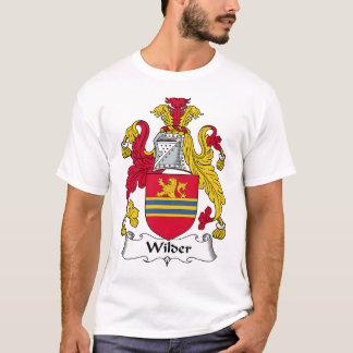 Wilder Family Crest T-Shirt