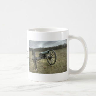Wilderness Cannon Classic White Coffee Mug