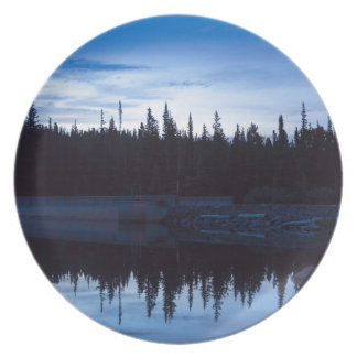Wilderness Forest Blues Plate