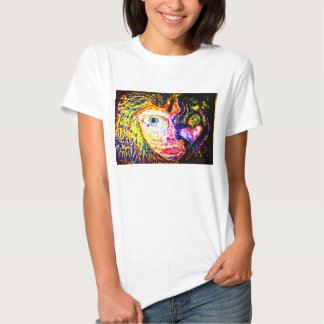 Wilderness in color t-shirts