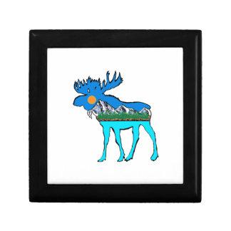 Wilderness Moose Gift Box