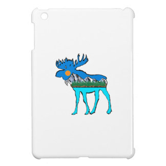 Wilderness Moose iPad Mini Covers