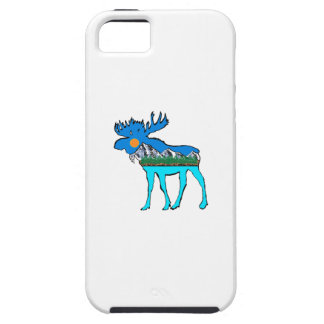Wilderness Moose iPhone 5 Cover