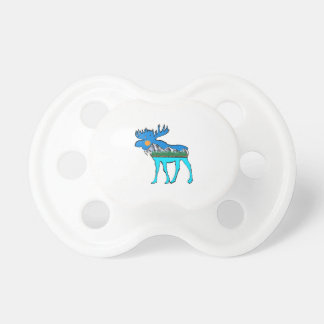 Wilderness Moose Pacifier