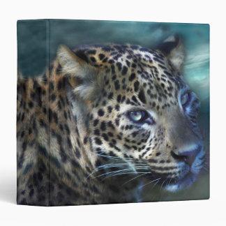 WildEyes-Leopard Moon Art Binder