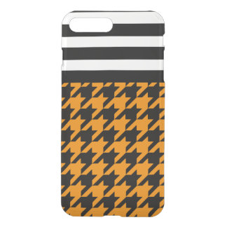 Wildfire Houndstooth w/ Stripes 2 iPhone 7 Plus Case